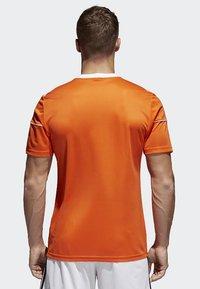 adidas Performance - SQUADRA 17 JERSEY - Teamwear - orange - 1