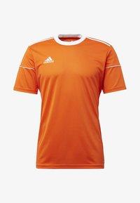 adidas Performance - SQUADRA 17 JERSEY - Teamwear - orange - 6