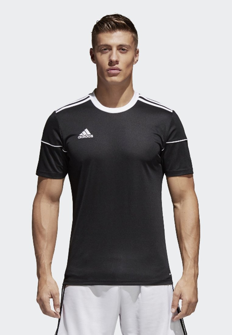adidas Performance - SQUADRA 17 JERSEY - Sportswear - black
