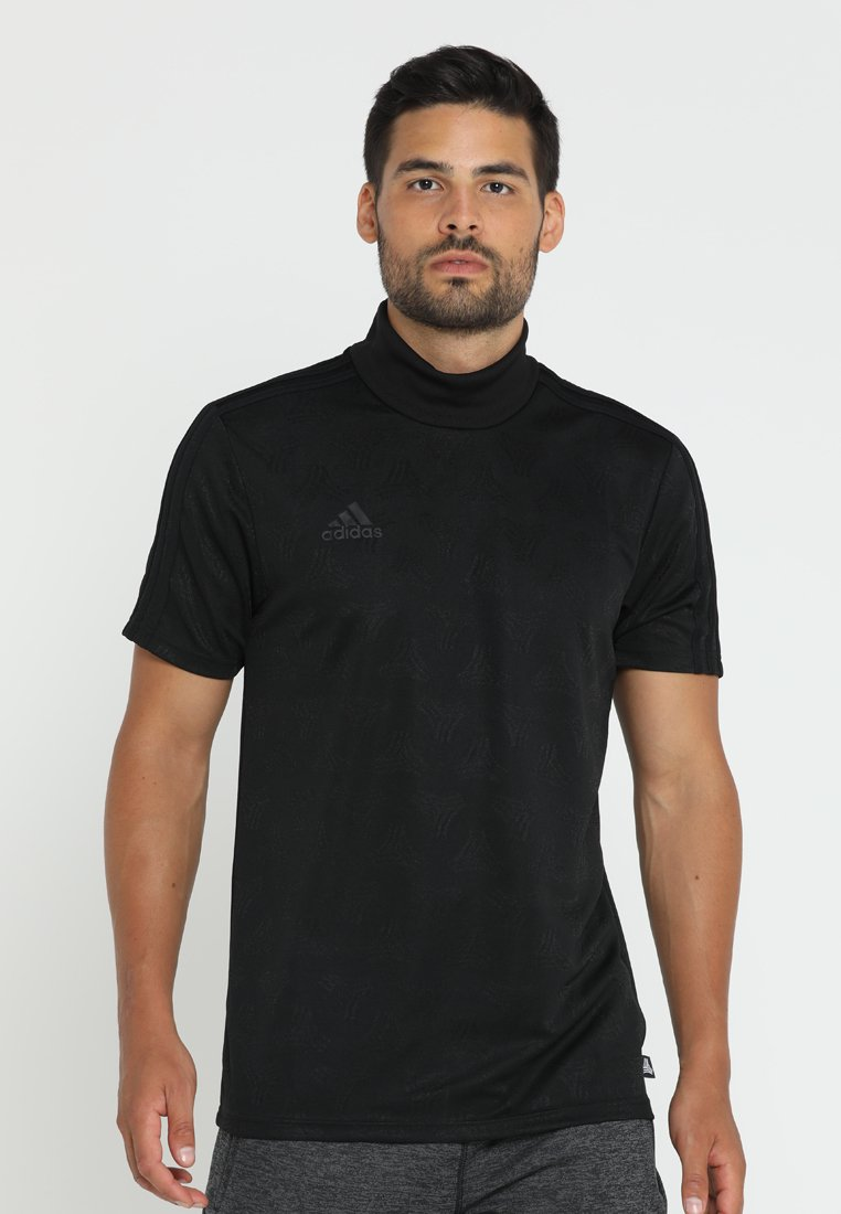 adidas Performance - T-Shirt print - black