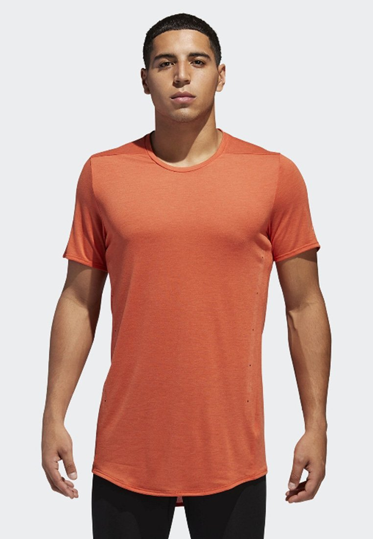adidas Performance - SUPERNOVA PURE - T-shirt - bas - orange