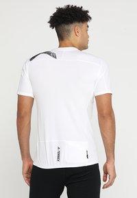 adidas Performance - TERREX TRAIL CROSS MOUNTAIN BIKE TEE SHIRT - T-shirt de sport - white - 2