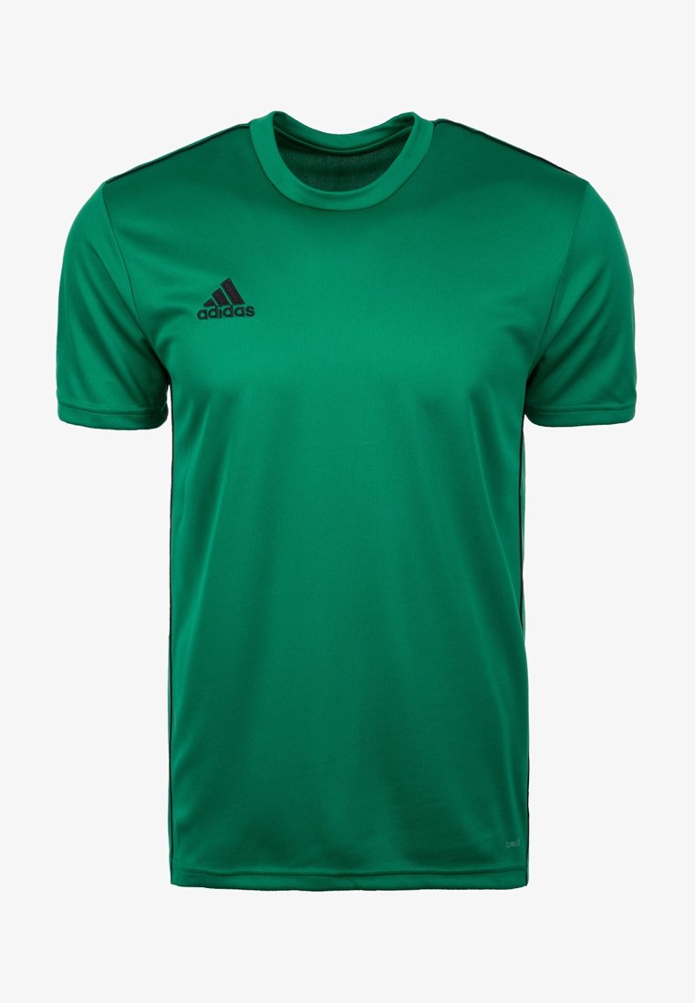 adidas Performance - CORE 18 - T-shirts print - green