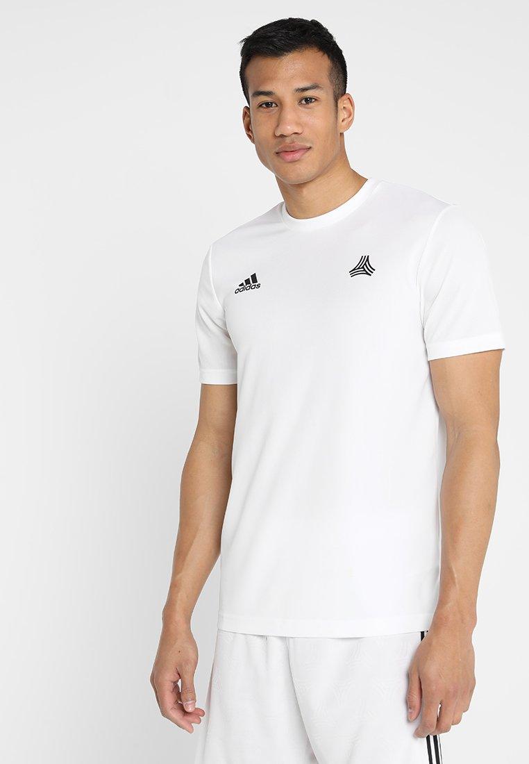 adidas Performance - TAN - T-shirts print - white