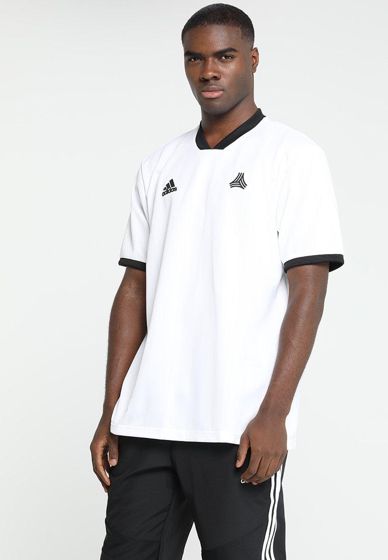 adidas Performance - TAN - T-shirt con stampa - white