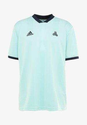 TAN - T-shirt z nadrukiem - clear mint