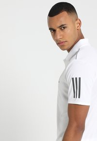adidas Performance - CLUB - Camiseta de deporte - white/black - 3