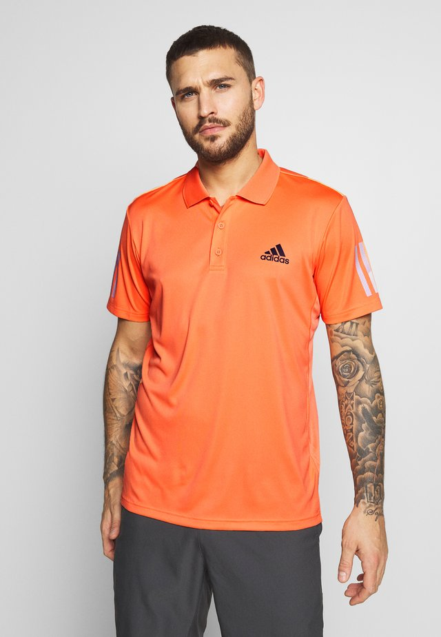 CLUB SPORTS SHORT SLEEVE  - Camiseta de deporte - orange