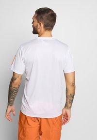 adidas Performance - CLUB TEE - T-shirt imprimé - grey - 2