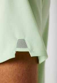adidas Performance - CLUB TEE - Print T-shirt - green - 6