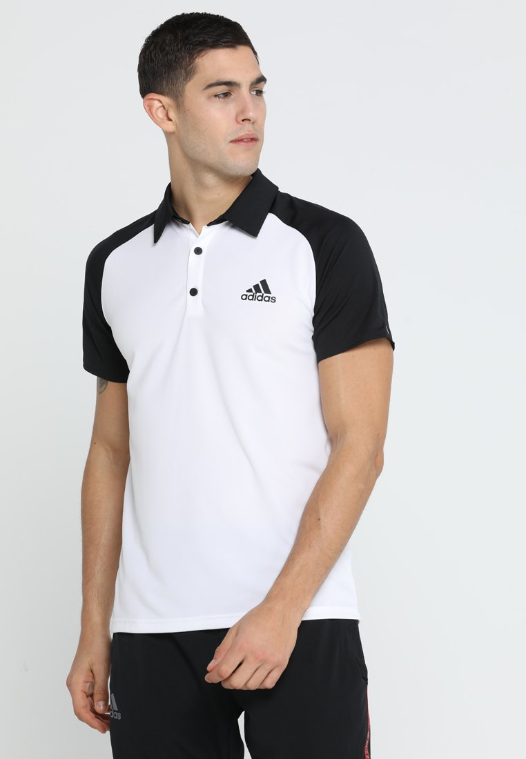 Performance black White Adidas De Sport ClubT shirt sxhQBotrdC
