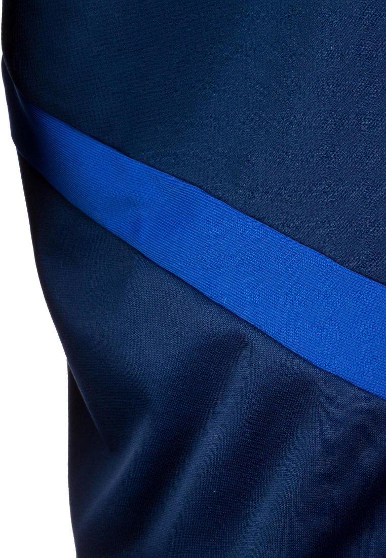 À white TopT shirt Adidas Performance Tiro19 Warm Longues Manches Blue Dark iOPXuTkZ