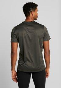 adidas Performance - OWN THE RUN TEE - Camiseta estampada - legear - 2