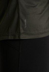 adidas Performance - OWN THE RUN TEE - Camiseta estampada - legear - 5