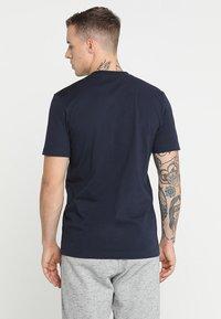 adidas Performance - MUST HAVES SPORT REGULAR FIT T-SHIRT - T-shirt med print - legend ink/white - 2