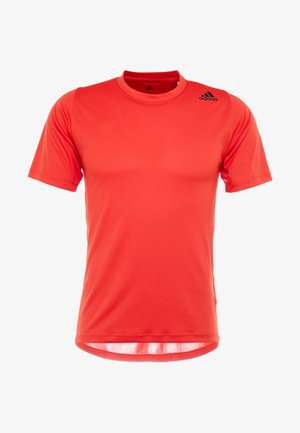 T-shirt con stampa - active red