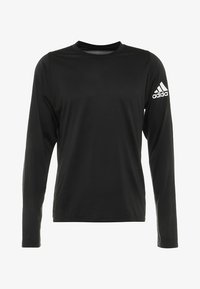 adidas Performance - FREELIFT SPORT ATHLETIC FIT LONG SLEEVE SHIRT - Funkční triko - black - 3