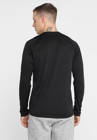 adidas Performance - FREELIFT SPORT ATHLETIC FIT LONG SLEEVE SHIRT - Camiseta de deporte - black - 2