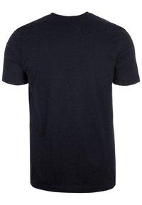 adidas Performance - Camiseta estampada - black / white - 1