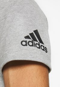 adidas Performance - PLAIN - Polotričko - grey - 4