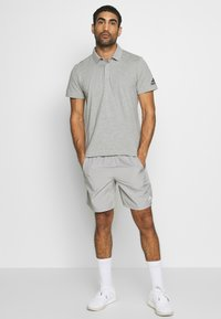 adidas Performance - PLAIN - Polotričko - grey - 1