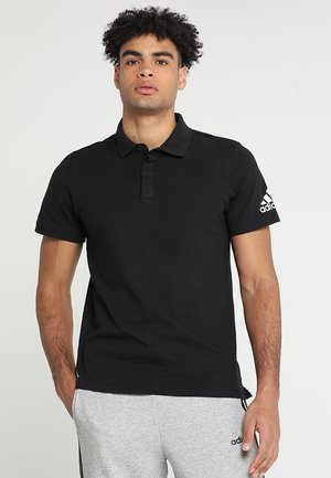 PLAIN - Polo - black