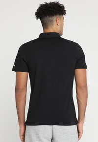 adidas Performance - PLAIN - Poloshirts - black - 2