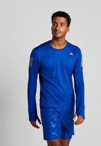 adidas Performance - OWN THE RUN - Camiseta de deporte - croyal - 0