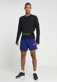 adidas Performance - OWN THE RUN - Funktionsshirt - black - 1