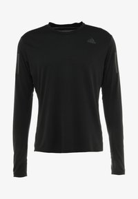 adidas Performance - OWN THE RUN - Funktionsshirt - black - 4