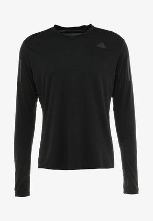 OWN THE RUN - Sportshirt - black