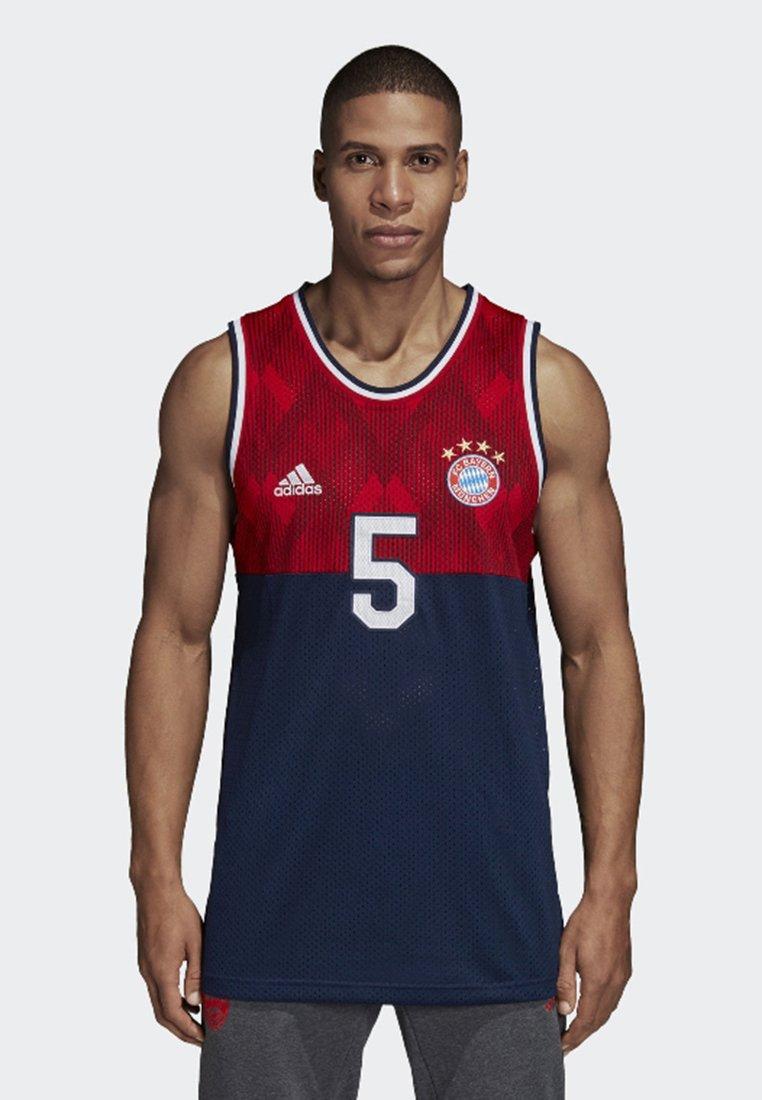Fc Adidas shirt Sportiva MünchenT Performance Bayern Blue red rdQsthCx