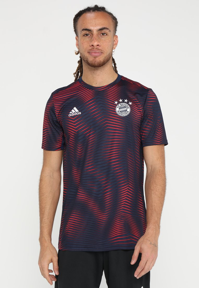 adidas Performance - FC BAYERN MÜNCHEN PRESHI - Club wear - dark blue