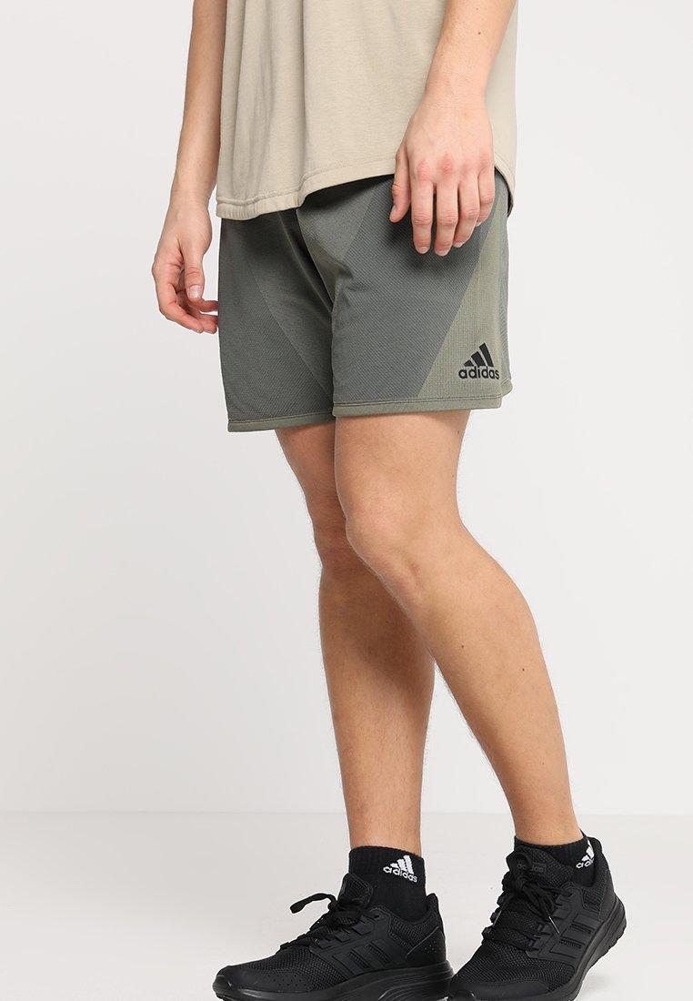 adidas Performance - Sports shorts - raw khaki