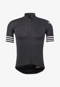 adidas Performance - ADISTAR CYCLING JERSEY - T-Shirt print - black - 6