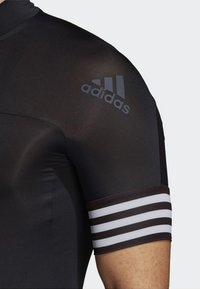 adidas Performance - ADISTAR CYCLING JERSEY - T-Shirt print - black - 4