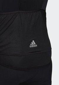 adidas Performance - ADISTAR CYCLING JERSEY - T-Shirt print - black - 5
