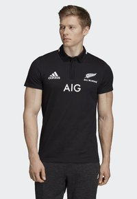 adidas Performance - ALL BLACKS SUPPORTERS JERSEY - National team wear - black - 0