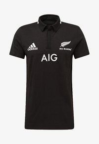 adidas Performance - ALL BLACKS SUPPORTERS JERSEY - National team wear - black - 6