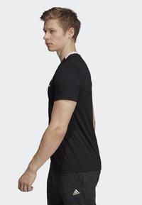 adidas Performance - ALL BLACKS HOME T-SHIRT - Voetbalshirt - Land - black - 2