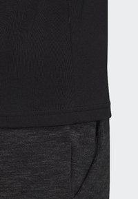 adidas Performance - ALL BLACKS HOME T-SHIRT - Voetbalshirt - Land - black - 4