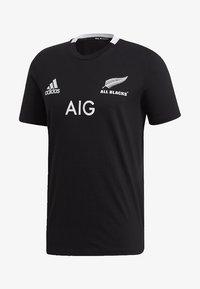 adidas Performance - ALL BLACKS HOME T-SHIRT - Voetbalshirt - Land - black - 6