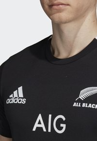 adidas Performance - ALL BLACKS HOME T-SHIRT - Voetbalshirt - Land - black - 3