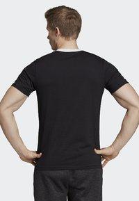 adidas Performance - ALL BLACKS HOME T-SHIRT - Voetbalshirt - Land - black - 1