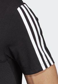 adidas Performance - Tiro 19 Tee - T-shirt med print - black - 5
