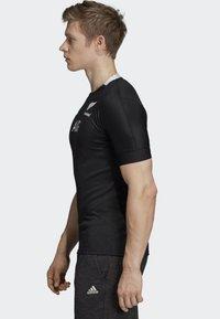 adidas Performance - ALL BLACKS HOME JERSEY - National team wear - black - 2