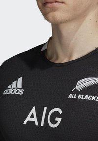 adidas Performance - ALL BLACKS HOME JERSEY - National team wear - black - 3