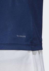 adidas Performance - CAMPEON 19 JERSEY - Teamwear - blue - 4