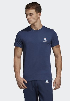 French Handball Federation Tee - Article de supporter - blue