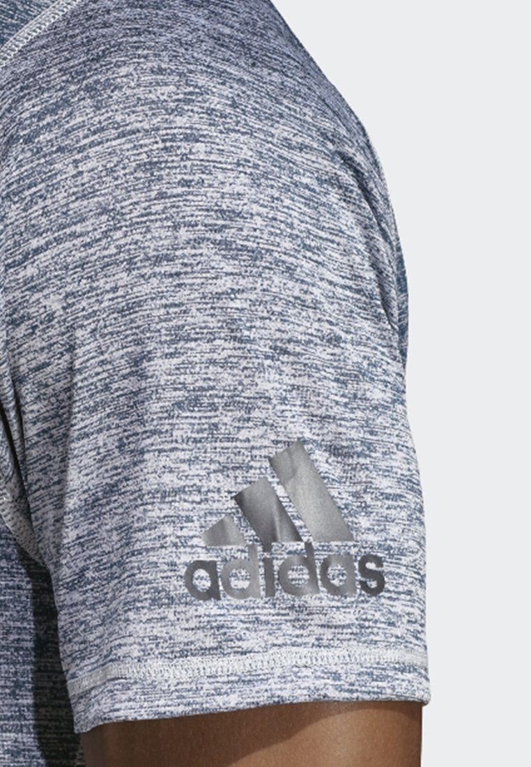 Performance Blue shirtCon Stampa Adidas Freelift 360 Gradient T Graphic IYf76gbvy